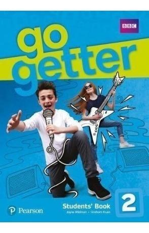 Go Getter 2 - Student´s Book - Pearson