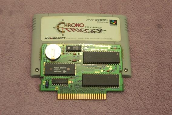 Chrono Trigger Original Para Super Famicom Snes Nintendo
