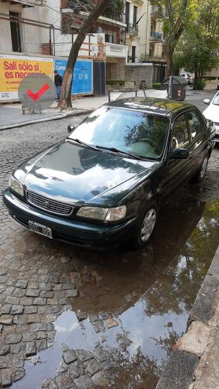 Toyota Corrolla 2001 Titular Al Dia