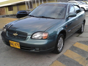 Chevrolet Esteem Modelo 2002 En Perfecto Estado