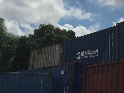 Containers Marítimos Contenedores Tucuman 40' Hc Usados