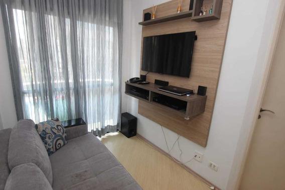 Moema Apartamento De 1 Dormitório, 1 Vaga, 35 M²á.ú.