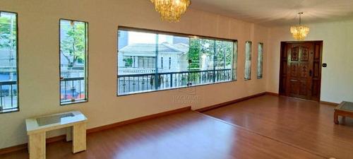 Sobrado Com 3 Dormitórios Para Alugar, 253 M² Por R$ 4.500,00/mês - Bangu - Santo André/sp - So4235