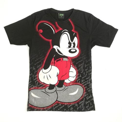 Imagen 1 de 4 de Buzo Negro Mickey | Ropa Hombre | Buso | Tienda Online Ropa