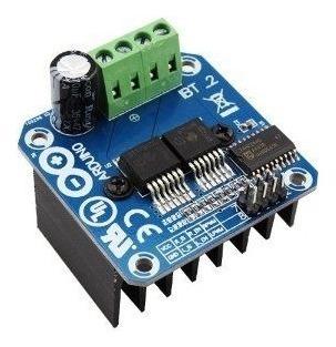 Módulo Driver Ponte H Bts-7960 43a Bts7960 Ibt_2 Arduino
