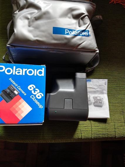 Polaroid Câmera Fotográfica Closeup 636 Case Manual
