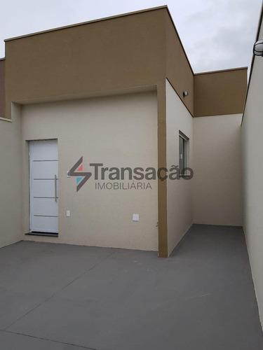 Imagem 1 de 11 de Casa À Venda Em Esplanada Primo Meneghetti Ii - Ca001474