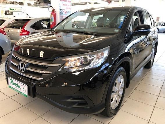 Honda Crv 2.0 Lx Automático - Couro Bege - Segundo Dono!!
