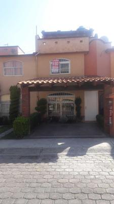 Vendo Casa En Paseos Del Valle Toluca Colonia Azteca Bonita