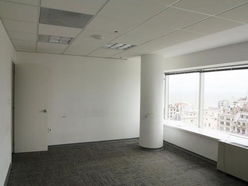 Oficina En Alquiler  Ciudad Vieja - Plaza Independencia - Juncal