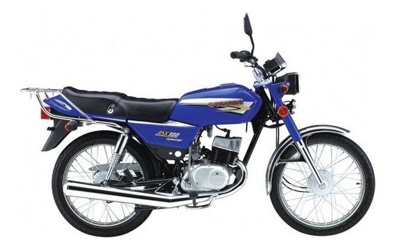 Suzuki Ax 100 Entrega Inmediata