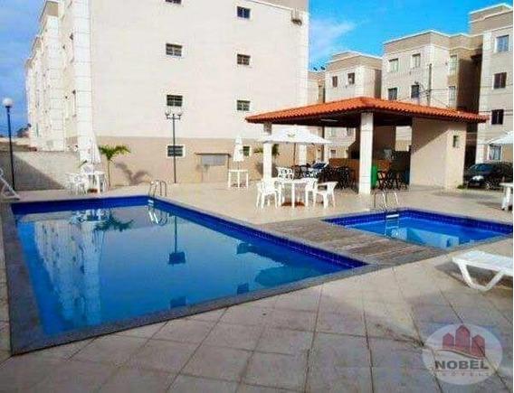 Apartamento Com 2 Dormitório(s) Localizado(a) No Bairro Vila Olimpia Em Feira De Santana / Feira De Santana - 3681