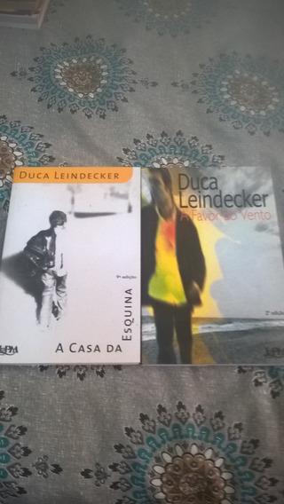 Livros Duca Leindecker