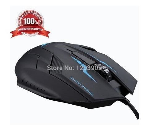 Mouse Usb Com Fio, De Profissionais Para Laptops Desktops