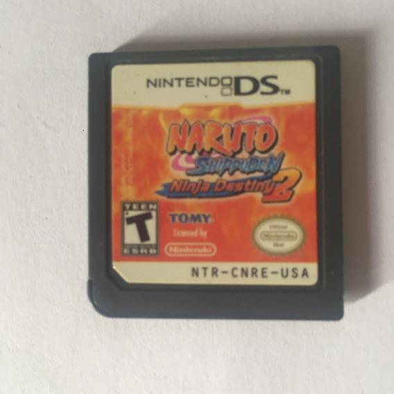 Naruto Nintendo Ds
