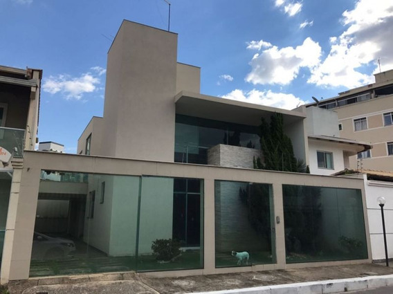 Casa Em Condomínio Com 3 Quartos Para Comprar No Jardim Riacho Das Pedras Em Contagem/mg - 6191