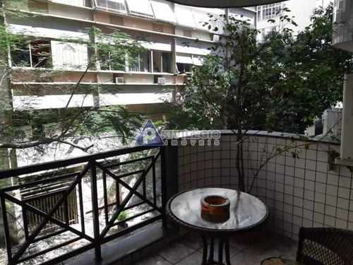Apartamento À Venda, 1 Quarto, 1 Vaga, Flamengo - Rio De Janeiro/rj - 22805