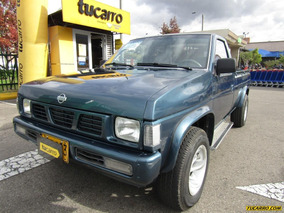 Nissan D-21 Pick Up