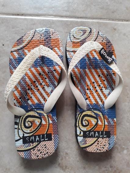 Ojotas Niño Marca Small Shoes