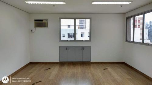 Cj0287 - Conjunto Para Alugar, 41 M² Por R$ 1.500/mês - Vila Olímpia - São Paulo/sp - Cj0287