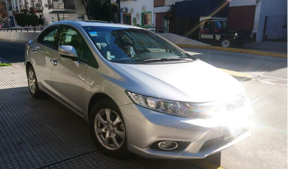 Honda Civic 1.8 Exs At 2012