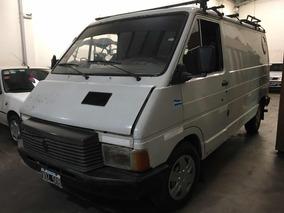 Renault Trafic 2.2 Ta 1c 1989
