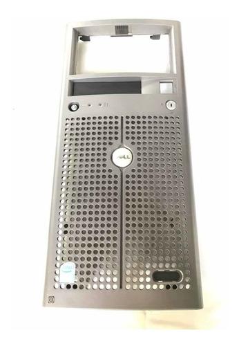 Frente (capa) Servidor Dell Power Edge 830 + Botão Power Lig