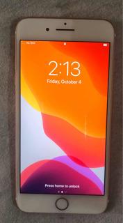 iPhone Apple 7 Plus 128 - Desbloqueado Pouquíssimo Uso