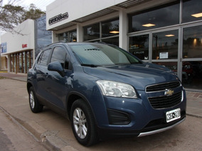 Chevrolet Tracker 1.8 Lt Fwd Mt 4x2 Año 2013 Excelente!