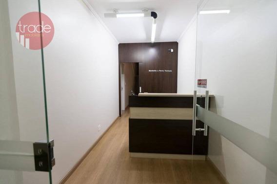 Ponto Para Alugar, 260 M² Por R$ 8.000/mês - Centro - Ribeirão Preto/sp - Pt0088
