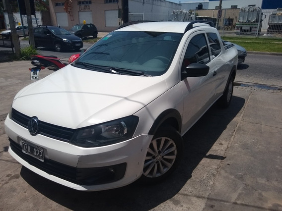 Volkswagen Saveiro 1.6 Gp Cd 101cv Power 2015