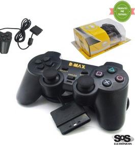 Kit 5 Controles Play 2 B-max No Blister Promoção