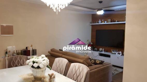 Apartamento Com 2 Dormitórios Para Alugar, 88 M² Por R$ 3.000,00/mês - Jardim Aquarius - São José Dos Campos/sp - Ap11597