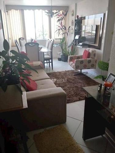 Apartamento À Venda, 60 M² Por R$ 200.000,00 - Colubande - São Gonçalo/rj - Ap35746