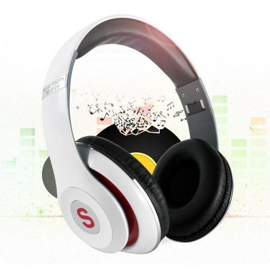 Audifonos Manos Libres Bluetooth Microsd Fm Hd Stereo