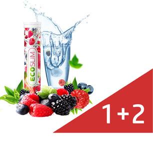 Ecoslim Producto 1+2 Natural Para Bajar Peso Y Quemar Grasa