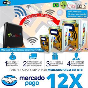 Máquina Wifi Expressa Promoção Imperdível 2019 .