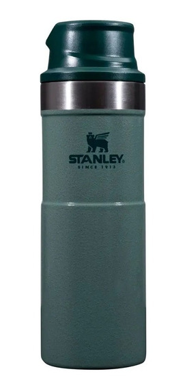 Vaso Stanley Travel Mug One Hand Verde 473 Ml