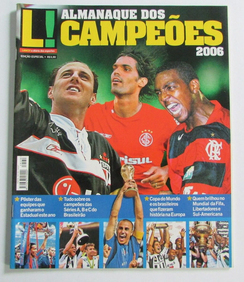 Almanaque Dos Campeões 2006