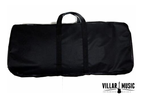 Imagem 1 de 6 de Bag Capa Teclado 5/8 Acolchoada Casio Roland Yamaha Loja