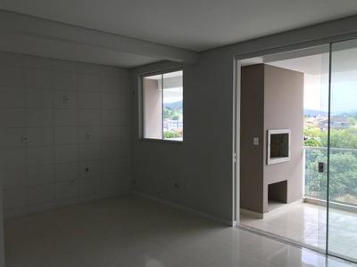 Apartamento Em Bela Vista, Gaspar/sc De 92m² 3 Quartos À Venda Por R$ 390.000,00 - Ap67499