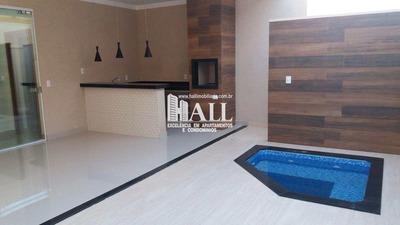 Casa De Condomínio Com 3 Dorms, Village Damha Mirassol Iii, Mirassol - R$ 638.000,00, 185m² - Codigo: 2729 - V2729