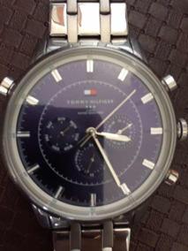 Relógio Tommy Hilfiger Masculino Aço - Edição Limitada