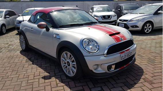 Mini Cooper S Coupe 1.6 2012