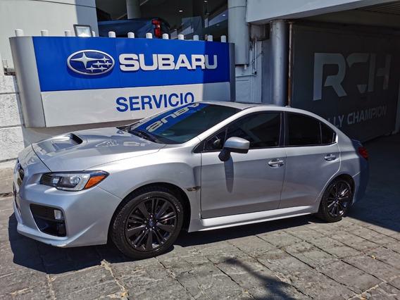 Subaru Wrx Cvt 2.0t 2015