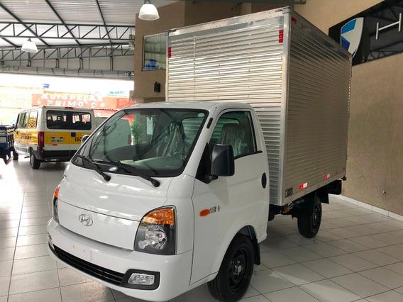 Hyundai Hr 2.5 0km 2021 Baú Carga Seca