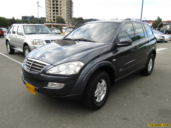 Ssangyong Actyon Mt 2295cc Aa 4x2