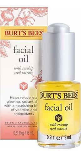 Imagen 1 de 11 de Las Abejas De Burt Completo Alimentación De Aceite Facial, A