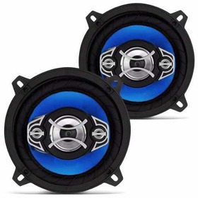 Kit 5 Par De Falantes Quadriaxial Carro Orion 5 Pole 110w