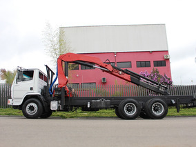 Mb 2726 Madal 23 4h/2m = Ford Volvo Iveco Cargo Mercedes